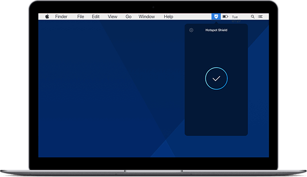 Hotspot Shield VPN for Mac OS X 4.1.0 full